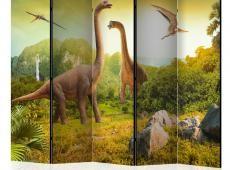 Paraván - Dinosaurs II [Room Dividers]